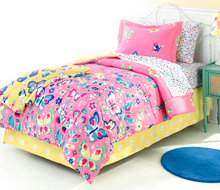 Kids Butterfly Bed